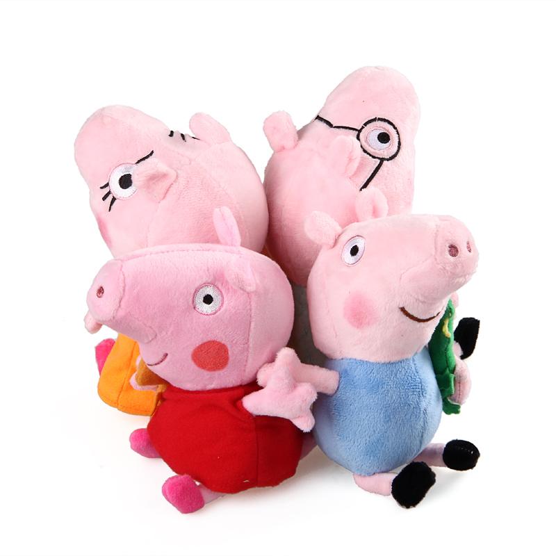 Baby Peg Toys : Pepa pig toys new baby anime pelucia