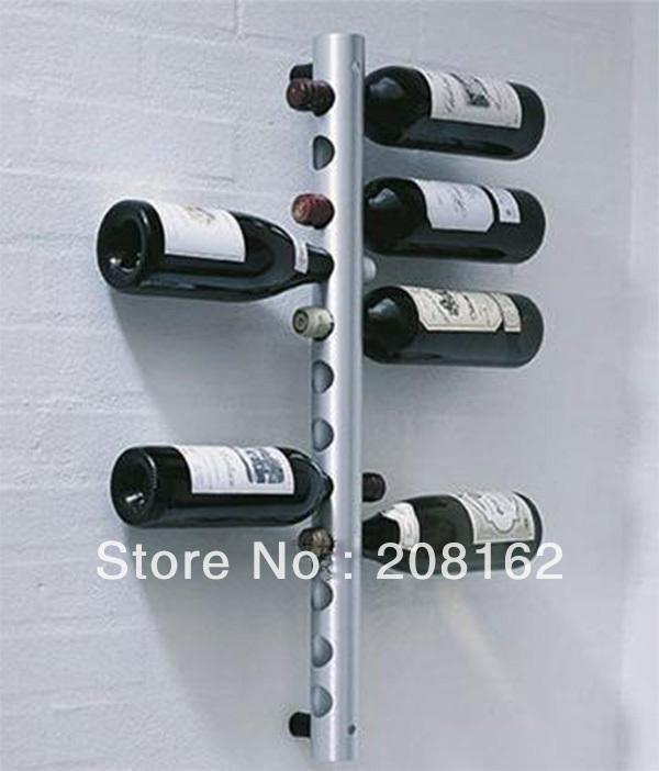 Vertical Wine Racks Holder Metal Bottle Rack Wine Coolers Holders Buckets Barware(China (Mainland))