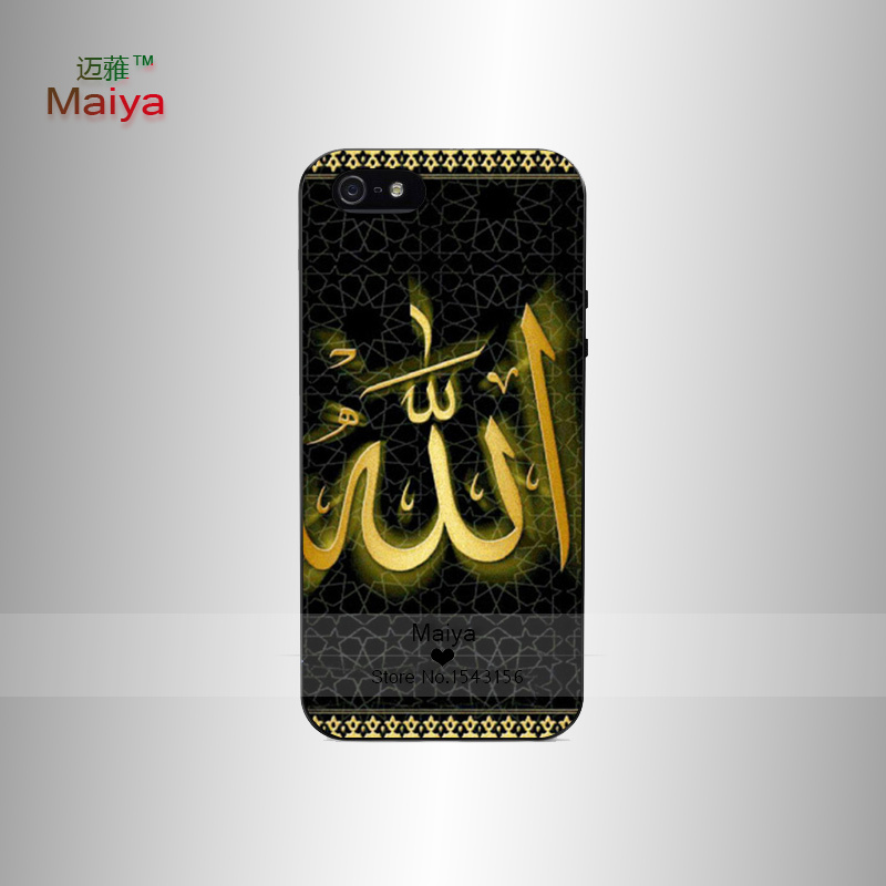 Islamic fashion original New case Hard Plastic Original case for 5 5S Cover With One Free Gift(China (Mainland))