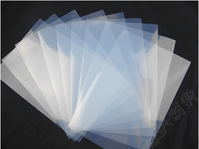 High quality A3 PET inkjet film sheets for pigment and dye ink print 50 pieces(China (Mainland))
