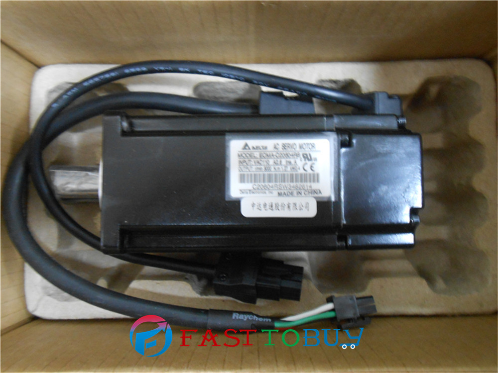 Delta Servo Motor 220v 400w 1 27nm 2 6a 60mm Ecma