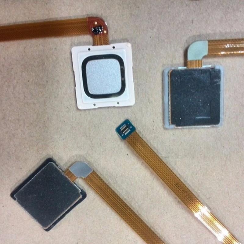 New Original Fingerprint Reader Finger Print Sensor Key Button Flex Cable For Huawei Mate 7 MT7-TL00 Replacement Repair Parts
