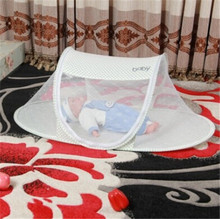 Infant Mobile Bedding Crib Netting Set Portable Newborn Baby Bed Folding Baby Beds Cradle Crib With Folding Mosquito Net(China (Mainland))