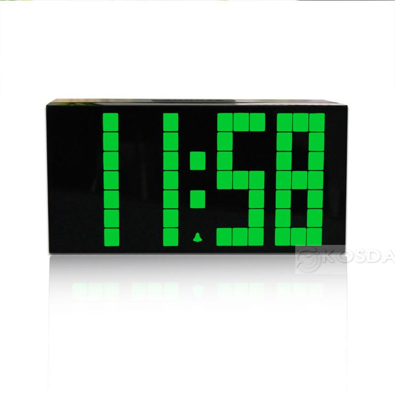 Achetez en gros piles horloge num rique en ligne des - Horloge numerique murale a pile ...