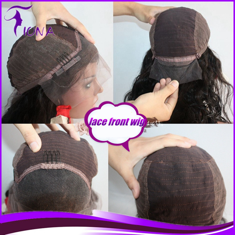 how to set rollers on african hair : Fashion straight lace front wig human Brazilian hair unprocessed remy ...
