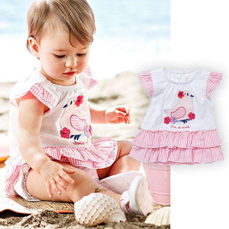 summer dress 2015 girls toddler easter dress Baby Gilrs Kids Sleeveless Cute Dresses vestidos de festa fantasias infantis CA101(China (Mainland))