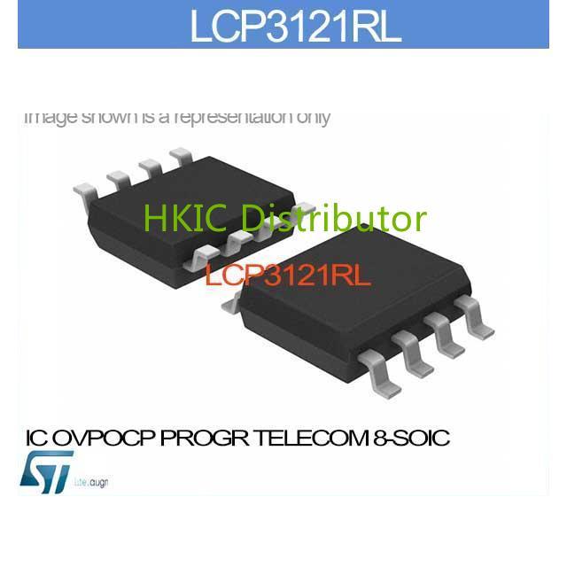 LCP3121RL IC OVPOCP PROGR TELECOM 8-SOIC LCP3121R 3121 LCP312 3121R LCP31 3121RL(China (Mainland))
