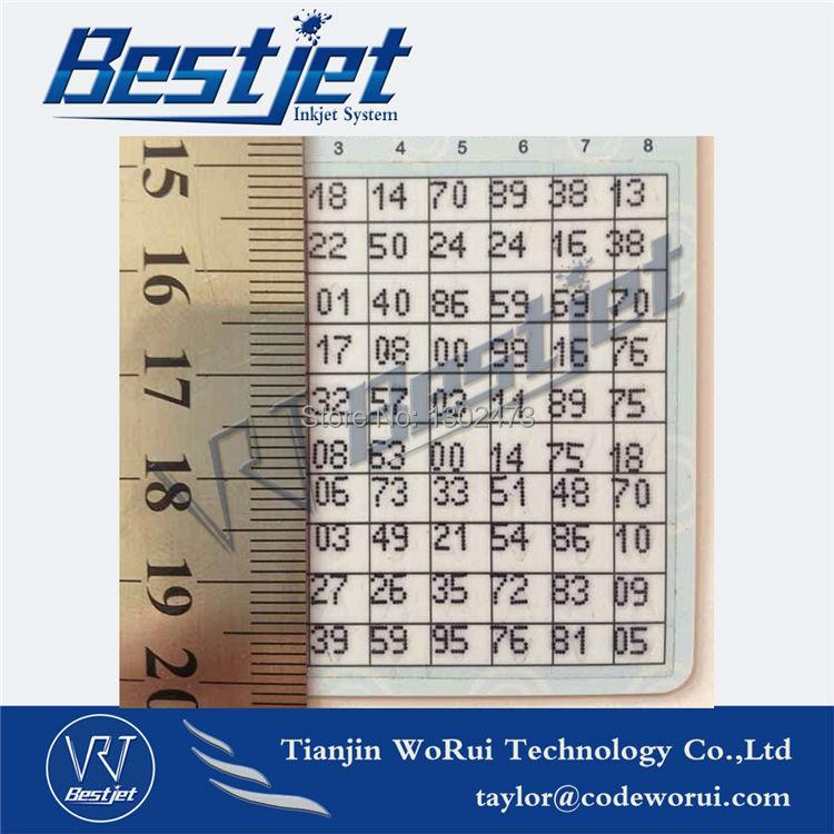 BESTJET H127 date ink jet printer(China (Mainland))