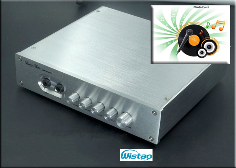 M65831 Exclusive Digital KaraOK Player Stepless Adjustable Delay Time with OPA275 Doubles Precision JRC5532 Preamplifier HIFI<br><br>Aliexpress