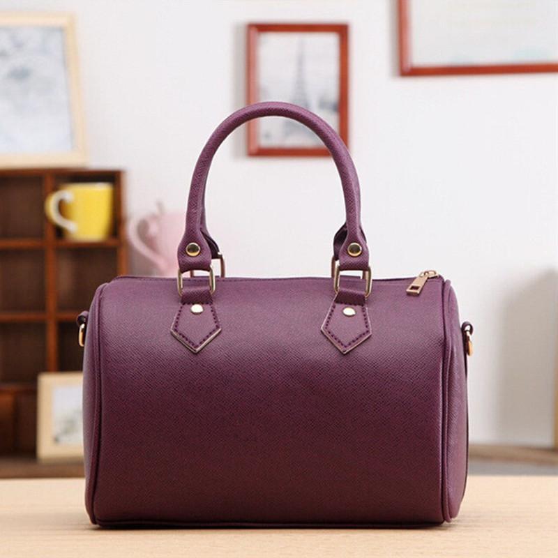 2015 4Colors Top Quality Luxury Desigh High-Grade Fashion Handbag Shoulder Bags Tote PU Leather Women Messenger Hobo Bag N698<br><br>Aliexpress
