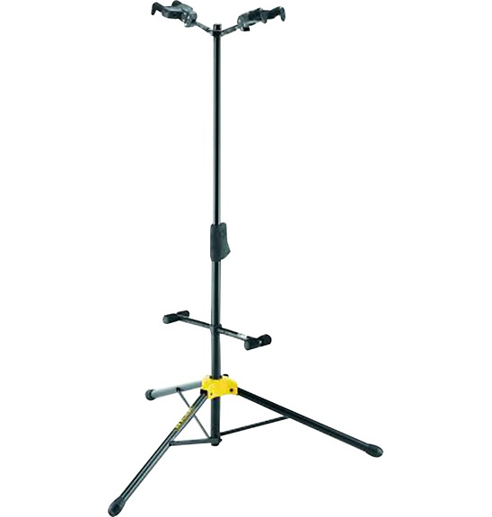 Фотография Hercules Stands GS422B Duo Stand Guitar Stand