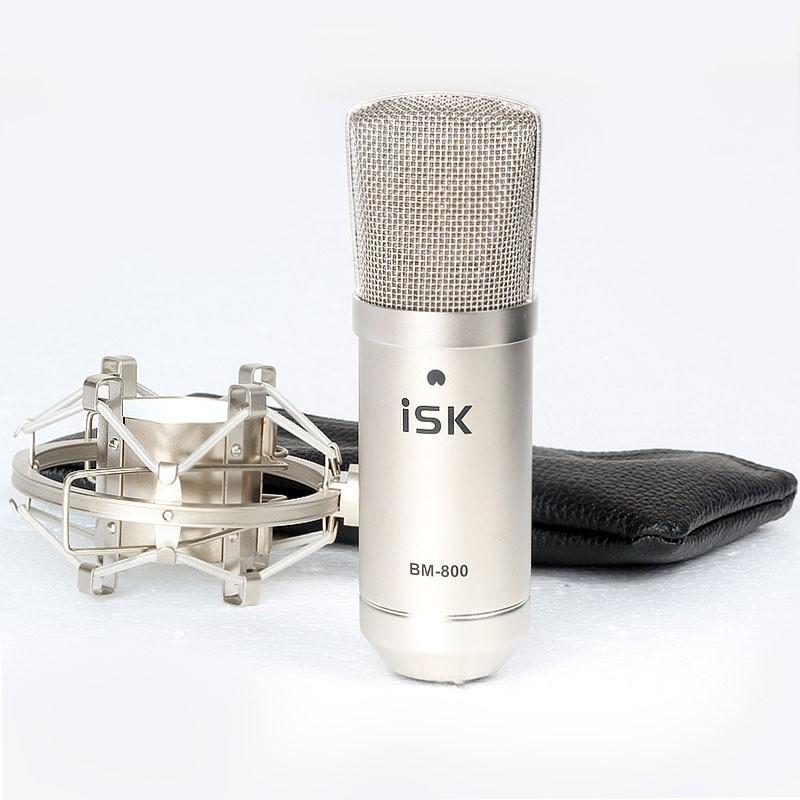 Микрофон BM800 ISK