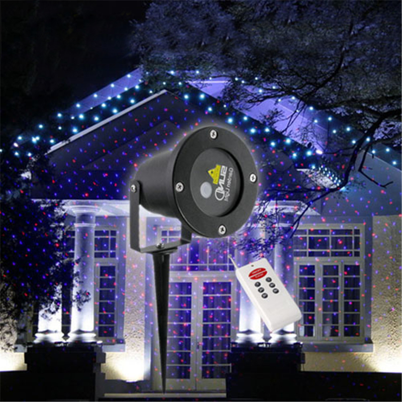 Top IP68 Waterproof Elf Christmas Lights Red Blue Moving Twinkle Outdoor Christmas Laser Lights Projector Decorations For Home<br><br>Aliexpress