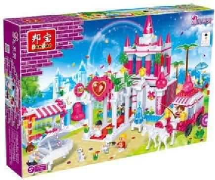 building block set compatible lego new city Happy witness 3D Construction Brick Educational Hobbies Toys Kids