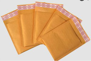 Wholesale 100pcs/lot Manufacturer Kraft Bubble Bags Mailers Padded Envelopes Paper Mailing Bags 11X13cm(China (Mainland))
