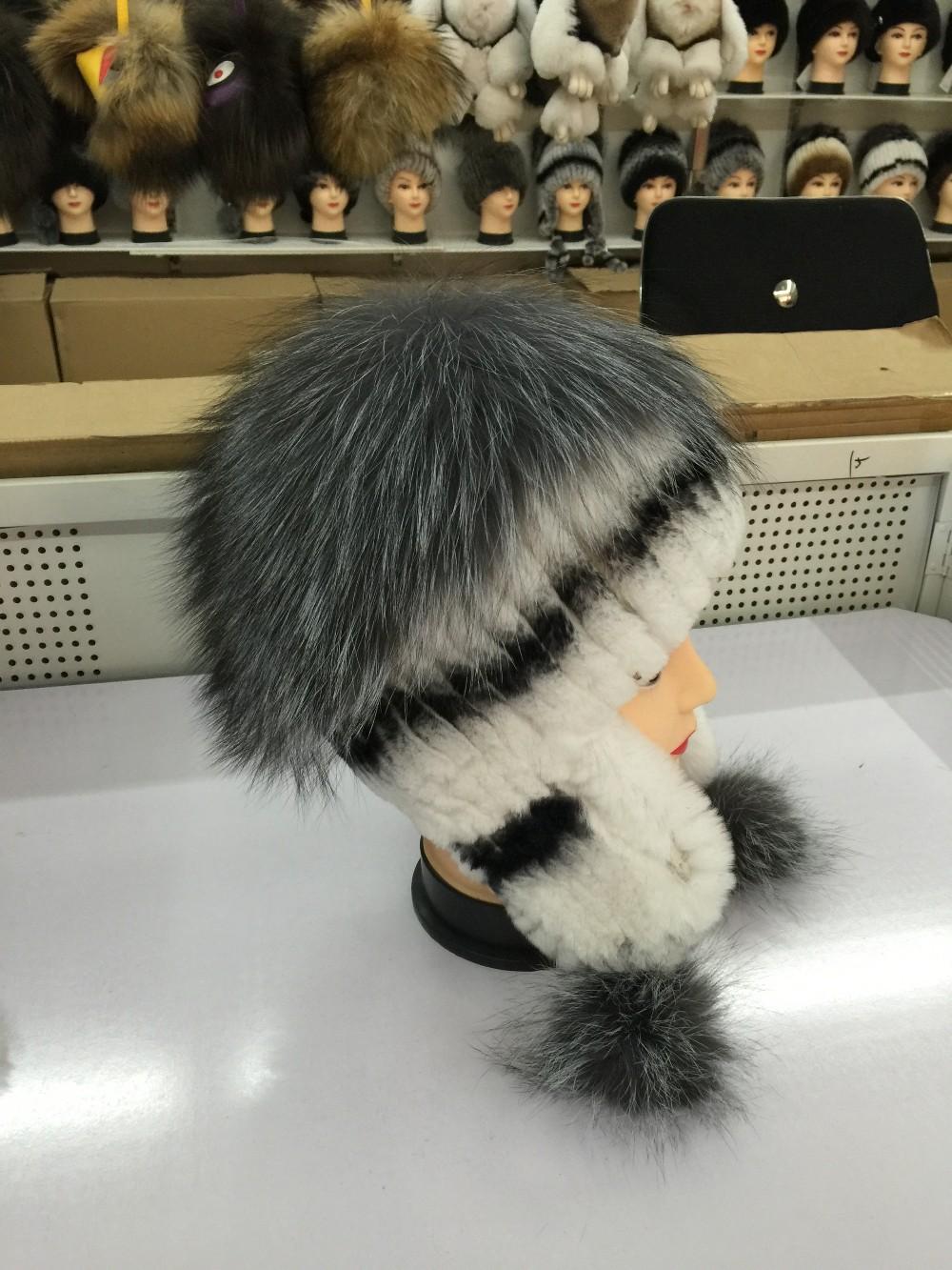 Скидки на Чернобурки выдры тканые защитная крышка уха
