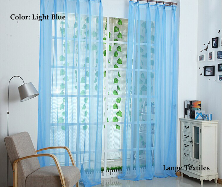 ceiling drapes ikea cheap voile curtains blue organza living room