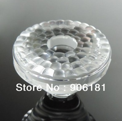 OLSY-45, Wholesale &amp; Retail , LED Optical Lens, Size: 45X30.4mm, 22 degree, Bead surface,  PMMA materials<br><br>Aliexpress