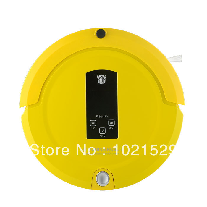 Series Robotic Vacuum Cleaner A325 Robot Maid Cleaning Floor Machine(China (Mainland))