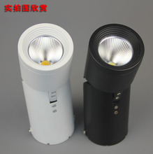 10 Вт поверхностного монтажа из светодиодов прожектор AC85V-265V освещения внешнее освещение из светодиодов потолочные точечные современный настенный светильник