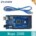 Mega 2560 R3 Mega2560 REV3 ATmega2560 Board and USB Cable compatible for arduino Mega 2560 r3