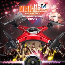 Music Drones With Camera Hd Quadcopters With Speaker Hexacopter Professional Drones Rc Dron Flying Helicopter Camera Copter