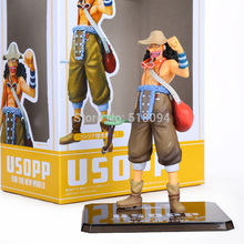 Anime One Piece ZERO After 2 Years The New World Usopp PVC Action Figure Collection Model Toy OPFG224