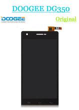 Оригинальный HD жк-экран + сенсорный экран замена тяга для Doogee DG350 4.7 дюймов 1280 * 720 MTK6582 бесплатная доставка