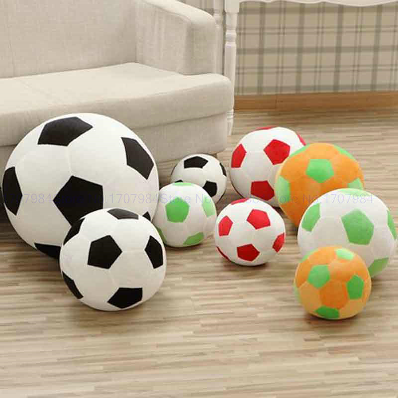 Plush Soccer Balls Promotion-Shop for Promotional Plush Soccer Balls on Aliexpress.com