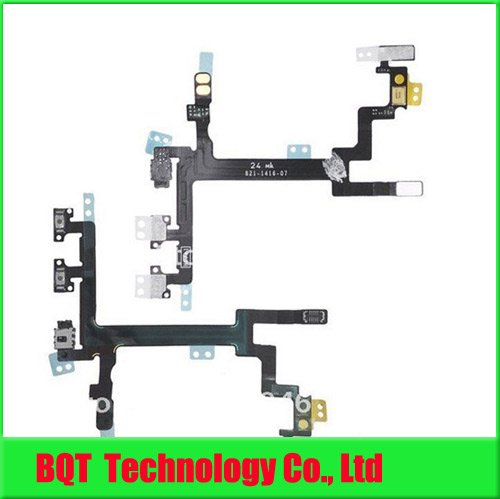 Гибкий кабель для мобильных телефонов BQT iphone 5 5 G 100% DHL for iphone 5 5G high quality screwdriver combination set unique telescopic function