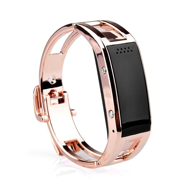 Гаджет  D8 Bluetooth Smart Watch Metal WristWatch Bracelet for Android Smart Phones None Бытовая электроника