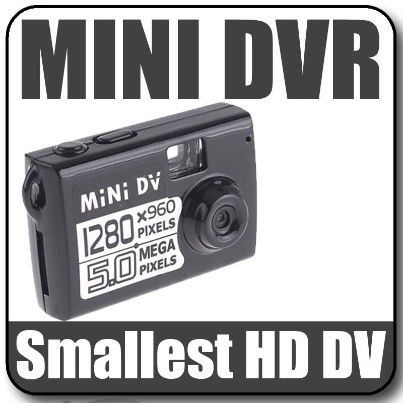 Smallest Mini Portable HD Camera DV Video Recorder 20pcs/lot free shipping.+16G tf card(China (Mainland))