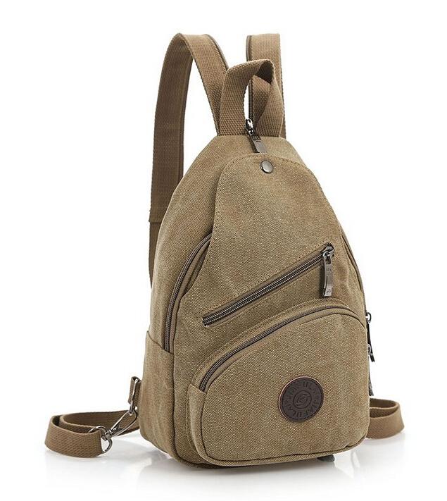 ETN font b BAG b font new hot good quality unisex women men small canvas backpack