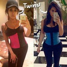 latex waist cincher gaine amincissante corset minceur slimming sheath latex girdles shapers rubber gym clothing fitness corset