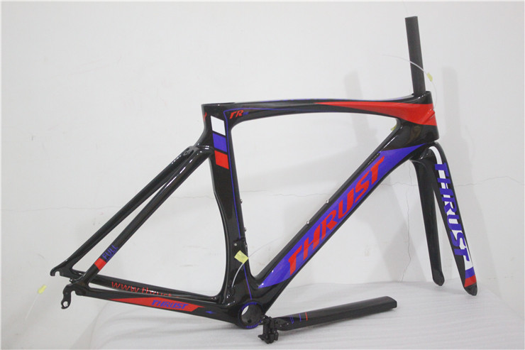 Carbon bike frame on promotion carbon road bicycle frame t1100 t1000 china bike BSA BB30(China (Mainland))