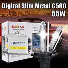 Buy xenon H11 High H1 H3 H4 H7 H11 9005 9006 881 55W 12V AC HID Kits Xenon Bulb 4300K 5000k 6000K 8000K Slim Xenon Ballast for $25.62 in AliExpress store