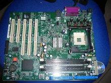 СОВЕТ P1158 0P1158 Сервер Материнских Плат Система Для PowerEdge 700 PE700 100% Испытанное Работать Идеально