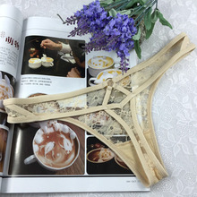 Free Shipping sexy bandage g string thongs women panties underwear briefs lace transparent g-string ropa bragas tangas calcinhas(China (Mainland))