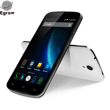 New Arrival Original DOOGEE X6 Pro 2G RAM+16G ROM Unlocked 2G/3G/4G Dual SIM Android 5.1 Mobile Phone 5.5 inch Smartphone