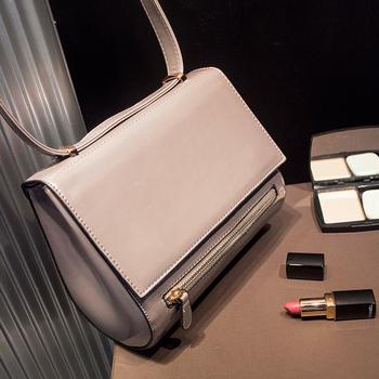 2015 известный дизайн кожаный классический ретро Box мини мешок тотализатор сумка messeger сумка NB056FI