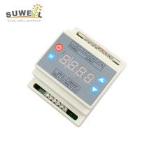 Triac 110 v 220 v dmx dimmer controller pour célibataire couleur lampes bord arrière dimming sortie 3 canaux max 660 w(China (Mainland))