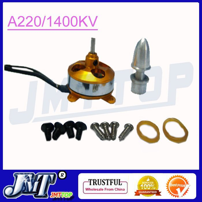 F02177 A 2204 A2204 7.5A 1400KV 50W SP Micro Brushless Motor W/ Mount ,RC Aircraft/KK copter 4Axis Quadcopter UFO +Free ship(China (Mainland))