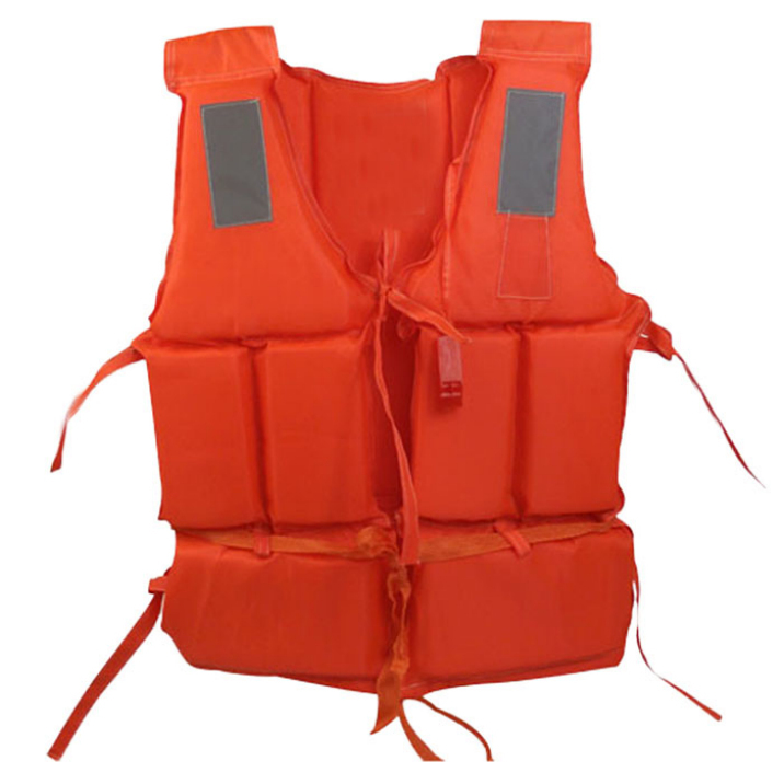 Best Deal Foam Lifejacket With a Whistle Swimwear Adult Inflatable Boat 1pc(China (Mainland))
