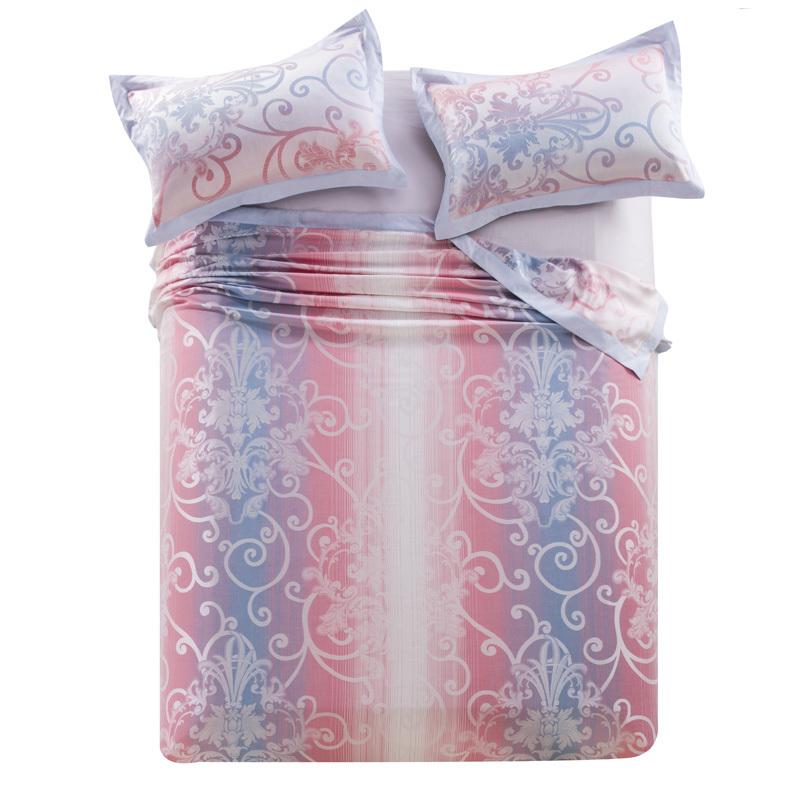 Здесь можно купить  flat Bedsheet+Pillow sham 3pcs set,  Дом и Сад