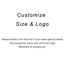 Personalizar todo o tamanho e Logotipo ou outra taxa extra para pagar, saco do eco, brindes promocionais personalizados logotipo saco(China (Mainland))