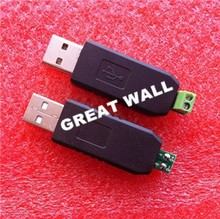 1USB RS485 485 Converter Adapter Support Win7 XP Vista Linux Mac OS WinCE5.0 - GREAT WALL Electronics Co., Ltd. store