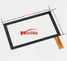 "7"" 7Inch Capacitive Touch Screen PANEL Digitizer Glass Replacement for Allwinner A13 Q88 Q8 Tablet PC new screens Free Shipping(China (Mainland))"