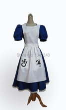 Alice Madness Returns Costumes cosplay for women sexy halloween costumes for women tailored high quality free shipping