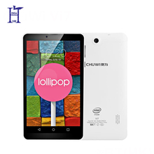 7 inch Chuwi Vi7 3G Phone Call Android 5.1 Lollipop Tablet pc SoFIA Atom 3G-R Quad Core IPS Screen GPS FM 1GB/8GB Tablets(Hong Kong)