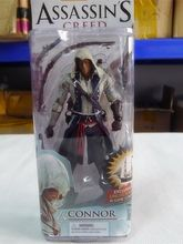 """McFarlane Toys ASSASSIN'S CREED CONNOR 6"""" Figures New Sealed(China (Mainland))"""